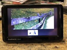 Garmin Nuvi 265W GPS Navigation Unit System Receiver 4.3 In Widescreen Bluetooth