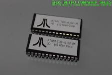 ATARI ST STE TOS OPERATING SYSTEM UPGRADE ROMS v1.62 - 2 CHIP 28 PIN - OFFICIAL