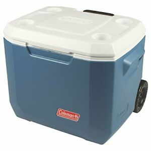 Coleman Portable Cooler with Wheels   Xtreme Wheeled Cooler 50-Quart