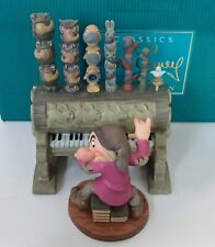 Boxed WDCC Disney Movie Snow White & The Seven Dwarfs Grumpy & Pipe Organ Humph