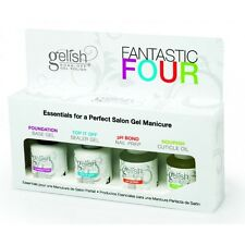 Gelish Harmony Fantastic Four Set Foundation, Top it off, PH Bond *Aktionspreis*