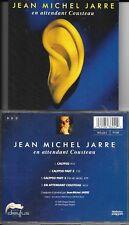 CD 4 TITRES JEAN MICHEL JARRE EN ATTENDANT COUSTEAU DE 1990 FRANCE 843 624-2
