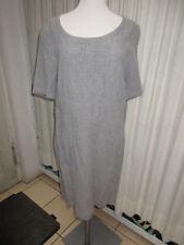 Vestiti da donna grigio lino taglia XL