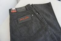Pierre Cardin Deauville Herren Jeans stretch Hose 36/36 W36 L36 schwarz NEU P4