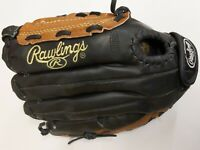 """Rawlings 12"""" Playmaker Youth Baseball Glove PM120BT - Left Thrower LHT"""