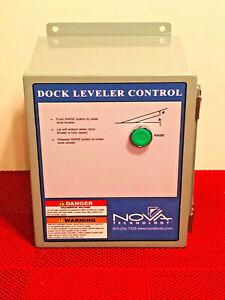 Nova Technology CBN1-0005 Dock Leveler Control Box 230V 3ph, 60Hz, CBN10005