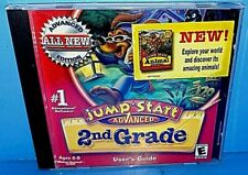 Jump Start Advanced 2nd Grade CD ROM B428