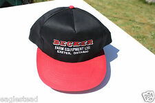 Ball Cap Hat - Becker Farm Equipment - Case IH - Exeter Ontario (H1099)