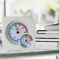 1x Digital LCD interior/exterior termómetro higrómetro Medidor de temperatura SE