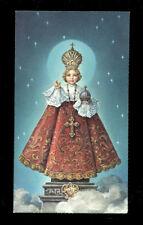 "santino-holy card""""ediz. FB serie STAR n.16 GESU' BAMBINO DI PRAGA"