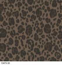 Trend Edition By P+S Leopard Animal Print Brown Wallpaper (13473-30)