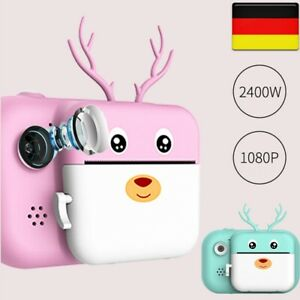 ieGeek Kinderkamera Digitalkamera HD 1080p Kam für Kinder Geschenke + 16GB Karte
