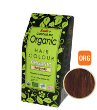 RADICO Burgundy Organic Hair Colour 100g ( Made from Henna & Herbs )
