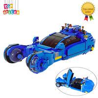 MOC-19961 Spinner Fictional Flying Cars Building Block Toys Set for Blade Runner