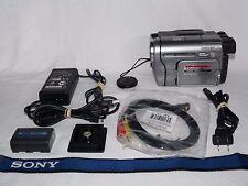 Sony DCR-TRV280 Digital8 Digital 8 Camcorder VCR Player Camera Video Transfer