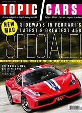 TOPIC / CARS Magazine #1 Launch Issue 1/2014 BEST OF 2014 Ferrari 458 @NEW@