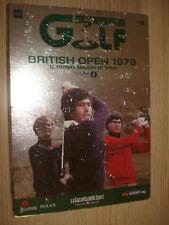 DVD N°12 IL GRANDE GOLF BRITISH OPEN 1979 JACK NICKLAUS