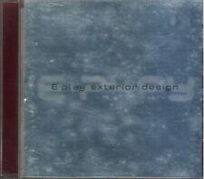E PLAY URBAN FLOWERS E PLAY EXTERIOR DESIGN CD 1999