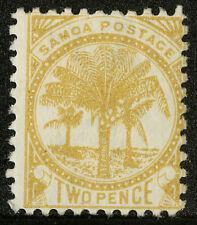 Samoa  1895-1900   Scott #13e  MLH