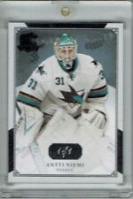 13-14  UD Upper Deck The Cup  Antti Niemi  1/1  Black Spectrum  KHL