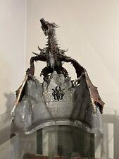 Elder Scrools V Skyrim Collector's Edition Alduin Dragon Statue