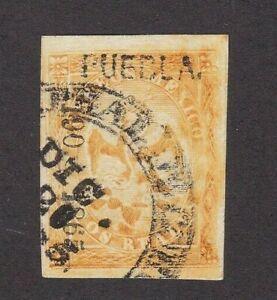 Mexico #23 Period 4 Consignment 190-1865 Puebla