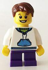 LEGO Christmas - Birthday Boy / Girl - Minifig / Mini Figure