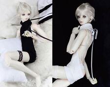 High lapel Backless Sweater Unisex for BJD 1/4,1/3,DD,IP SD Doll Clothes CWB47