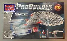Mega Bloks Probuilder Set 9777 Star Trek STNG U.S.S. Enterprise NCC-1701-D New