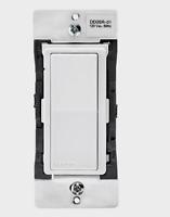 New! LEVITON Decora Bluetooth WiFi In-Wall WIRELESS LIGHT SWITCH 15 Amp DD0SR-1M