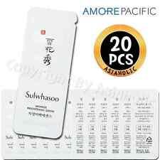 Sulwhasoo Snowise Brightening Serum 1ml x 20pcs (20ml) Sample Newist Version