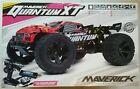 Maverick Quantum XT 1/10 4WD Stadium Truck RTR 2.4GHz Battery Chargr Pink 150106