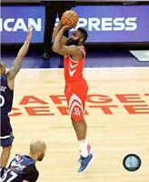 "James Harden Houston Rockets NBA Action Photo (Size: 8"" x 10"")"