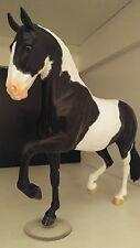 Keltic Salinero Black and White Paint Custom Breyer Horse