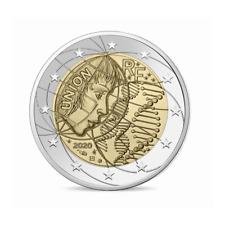 FRANCE 2 Euros Argent Recherche Médicale 2020 BE