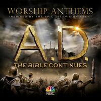 Various Artists - Ad: Worship Anthems [New CD]