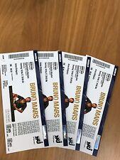 Konzerttickets Bruno Mars, München,Innenraum, Olympiahalle, Preis pro Ticket