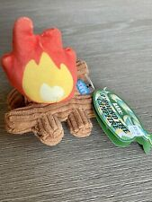 Bark A'Hound The Campfire Dog Toy Squeakaway Camp Box - Size Xs/S