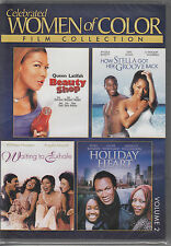 Women Of Color Film Collection V2(DVD, 4-Disc Set) New