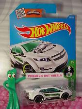 Case J/K 2016 i Hot Wheels SUPER VOLT #243✰White;Green✰HW GREEN SPEED