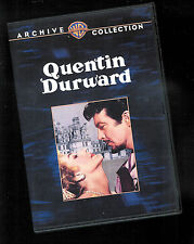QUENTIN DURWARD (DVD) Robert Taylor Kay Kendall disc VF-NMt / box VG