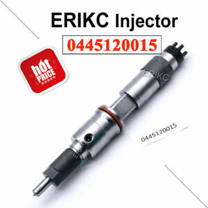 ERIKC Diesel Nozzle 0445120015 Auto Fuel Injector For Bosch RENAULT 5010477499