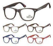 Eyeglasses From Reading Frames Rectangular Man Woman Montana MR67