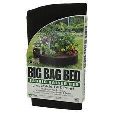 Smart Pot 12100RB Big Bag Bed Original Fabric Raised Bed, Black, 100-Gallon