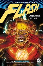 THE FLASH VOL #4 RUNNING SCARED TPB Collects #23-27 DC Comics Rebirth TP