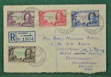 SOUTHERN RHODESIA STAMP COVER 1935 TO INDIA   (P61)