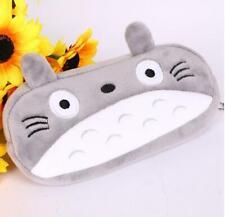 Totoro Pencil Case Cute Plush Pencil/Pen/Makeup Bag Pouch