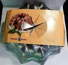 BigRix NORDIC WARE STAR BUNDT CAKE PAN NON-STICK CAST ALUMINUM NEW IN SLEEVE NIP