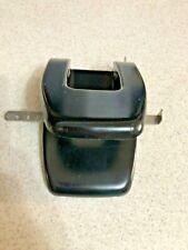 Vintage Black Punchodex No P 200 Steel Metal Adjustable 2 Hole Paper Punch