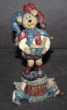Vintage BOYDS COLLECTION FIGURINE Carvers Choice BEAR
